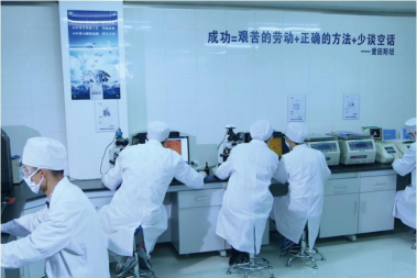 """皇氏来思尔乳业以""""航天菌种"""",探索高品质的大众营养健康之道"""